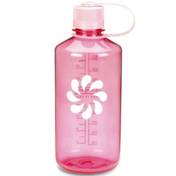 Nalgene Trinkflasche Auslaufsicher Pink 1,0 Liter