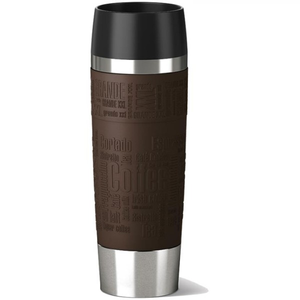 Emsa Travel Mug Grande 500 ml braun