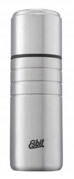 MAJORIS Edelstahl Isolierflasche mit doppelwandigen Edelstahlbecher 0,5l