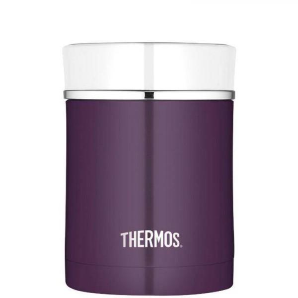 Thermos Lunchbox Premium 0,5 Liter Brombeere