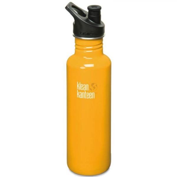 Klean Kanteen Trinkflasche Classic - orange