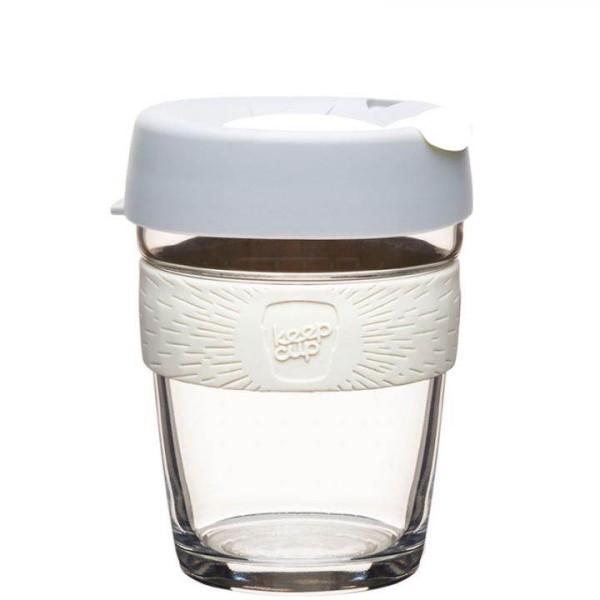 KeepCup Glas Becher To Go Kunststoff BPA frei Cino