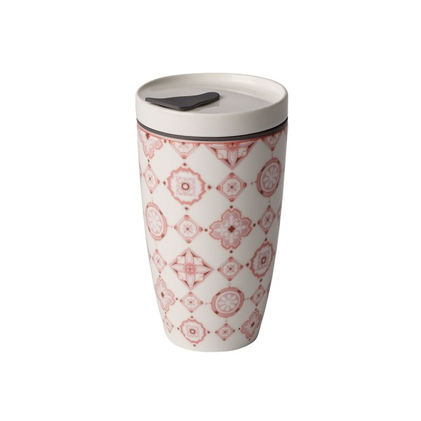 Villeroy--Boch-Coffee-to-Go-Becher Rose