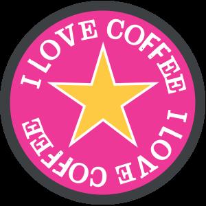 I-love-coffee-pink