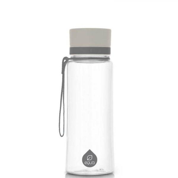 equa Trinkflasche BPA frei - grau