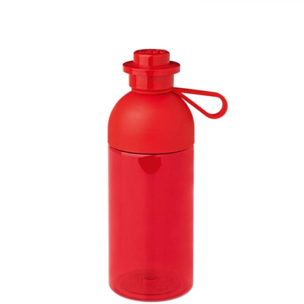 Kinder Trinkflasche von Lego - rot