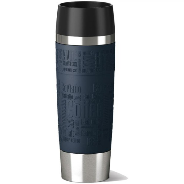Emsa Travel Mug Grande 500 ml blau
