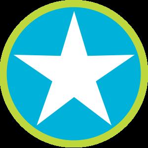Stern-tuerkis