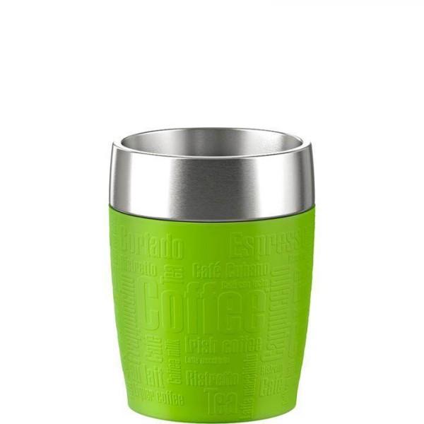 Emsa Thermobecher Travel Cup 200 ml limettengrün