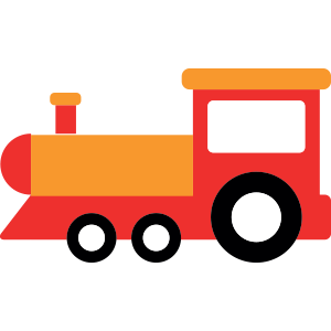 Eisenbahn rot