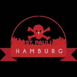 Hamburg-rot