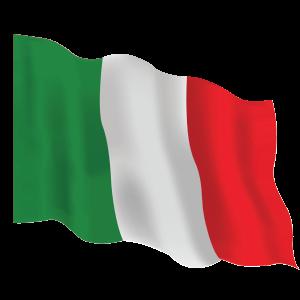 Flagge-Italien