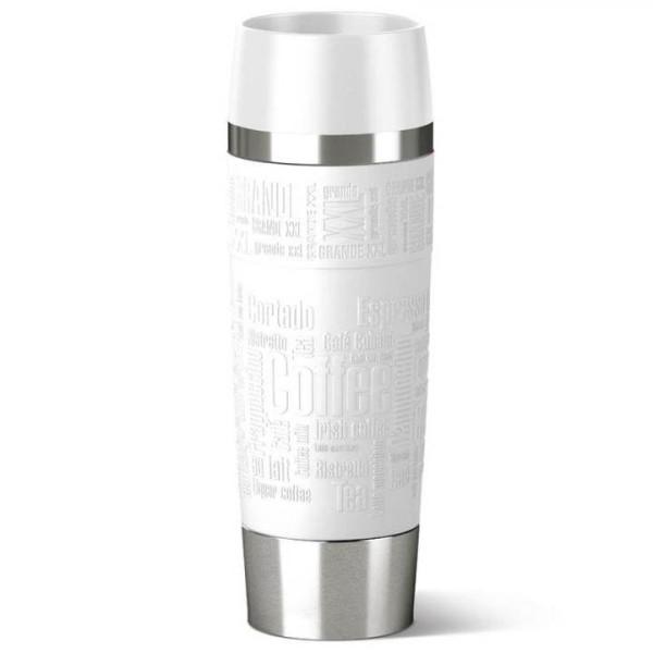 Emsa Travel Mug Grande 500 ml weiss