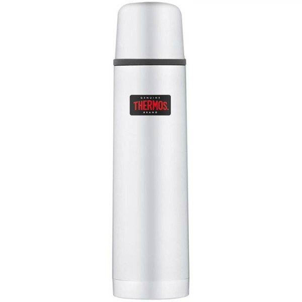 Thermos Thermoskanne Light & Compact 1,0 Liter Edelstahl