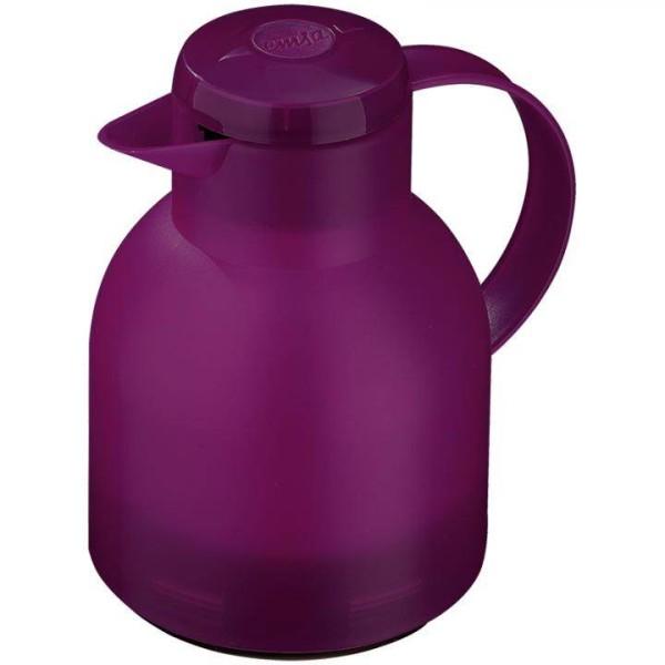 Emsa Isolierkanne Kaffee SAMBA 1,0 Liter Brombeere