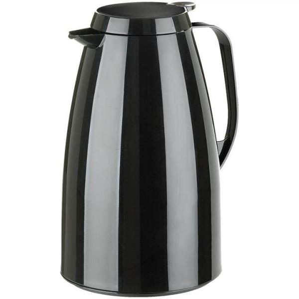 Emsa Isolierkanne BASIC 1,5 Liter Schwarz