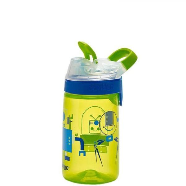 Contigo Trinkflasche für Kinder - grün