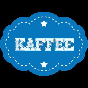 Kaffee-blau
