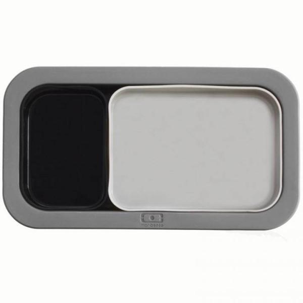 Monbento Einsatz für Bento Box Original grau