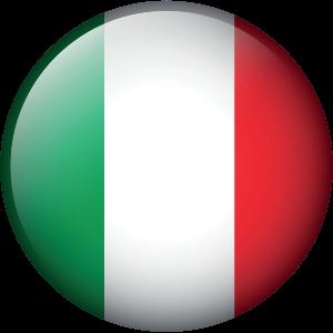 Italien-rund