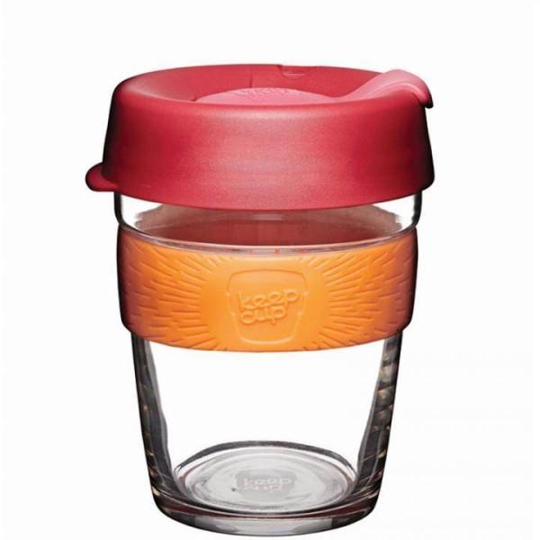 KeepCup Glas Kaffeebecher To Go Solar