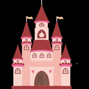 Schloss-rosa