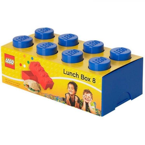Lego Brotdose Classic 8er Block -