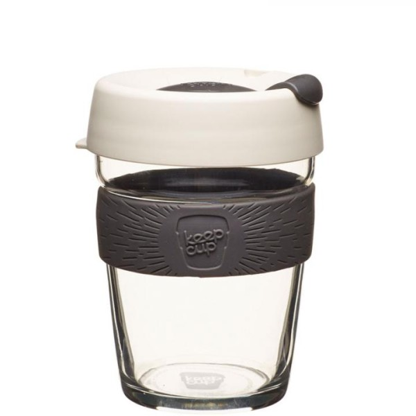 KeepCup Glas Trinkbecher To Go Milk