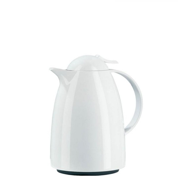 Emsa Isolierkanne AUBERGE 0,65 Liter Weiss