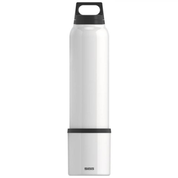 Sigg Thermoskanne Thermo-Bottle 1,0 L Weiss
